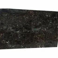 Polished Finish Kotda Black Granite Slab