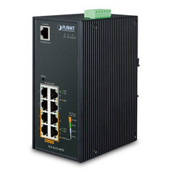 L2 L4 Managed Gigabit Ethernet Switch IGS-4215-4P4T