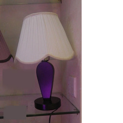 LED Purple Table Lamp, Rs 460 /piece, Arora Sales Corporation | ID:  19559312455