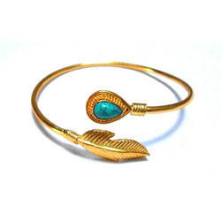 Handmade Gold Plated Brass Exclusive Designs Bangle