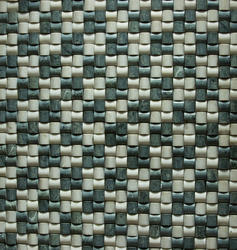 Black & White D Moulding Mosaic Tiles