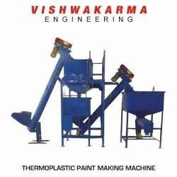 Thermoplastic Paint Making Plant