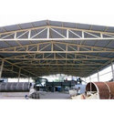 Mild Steel Roofing Shed