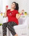 Trendy Honey 417 Hosiery Cotton Fancy Girls Night Suit Collection