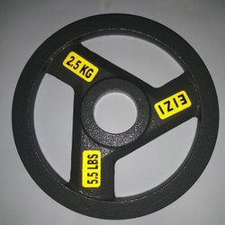 Fan Type Iron Weight Plate