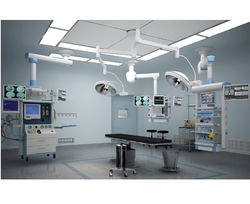 Vertical Laminar Air Flow for Operation Theater