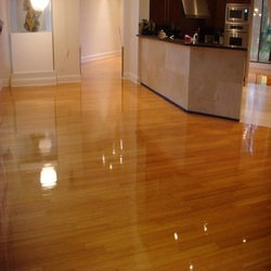Designer Wooden Laminated Flooring
