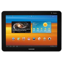 Black Samsung Mobile Tablet, Screen Size: 10.1 Inches