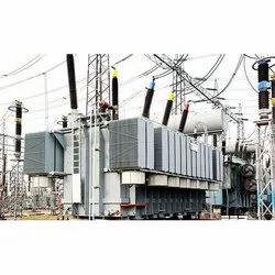 Aluminium Oil Cooled High Voltage Power Transformer