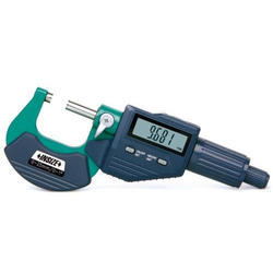 Digital outside Micrometers