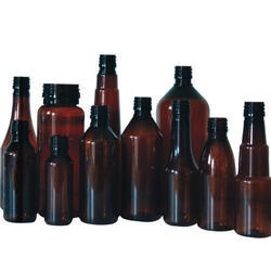 Pharma PET Bottles For Liquid Syrup