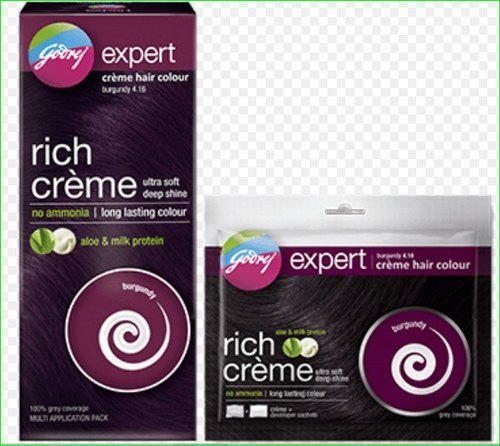 Godrej Expert Rich Creme Burgundy At Rs 99 Piece New Items Godrej Consumer Products Limited Mumbai Id 20763046155