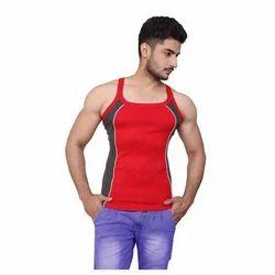 Mens Cotton Gym Vest