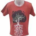 Kiddoz Single Jersey Kids T-shirt