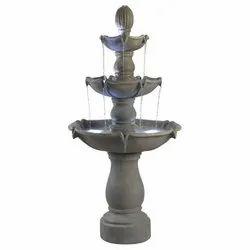 Fancy Three Tier Water Fountain