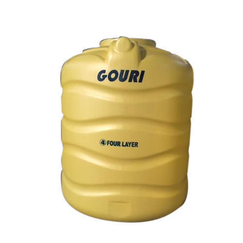 Gouri Four Layer Water Tank Capacity 1000 L Ganesh Gouri Industries Id 17483818155