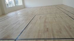 Maple Sports Wooden Flooring