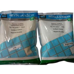 600 Series Myk Laticrete Unsanded Tiles Grout 1 Kg, pack