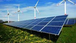Wind Mill Hybrid System