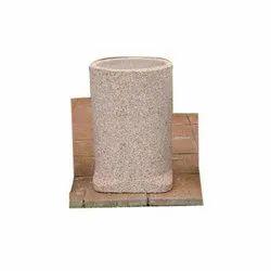 Stone Dustbin