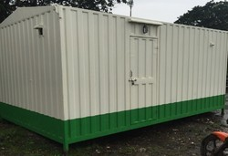 Steel Portable Office Cabins