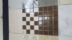 White Gloss Digital Wall Tiles, Thickness: 5-10 mm, Size: 30 * 60 (cm)
