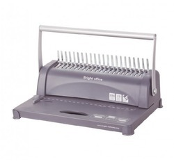 8621 Comb Binding Machine