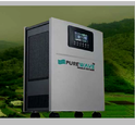 Semi Automatic Silver And Pearl White Air Purifier, Electrostatic Precipitator And Photo Catalyst Filter