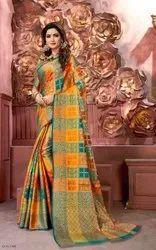 Thankar New Launching Banarasi Silk Saree