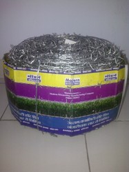 Hot Dip Galvanized Iron Barbed Wire, Gauge Size: 14G x 14G 13G x 13G