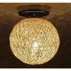 LED 15 W Decorative Ceiling Lamp, IP Rating: IP44