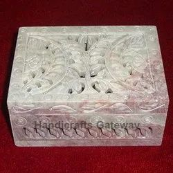 Stone Carving Box
