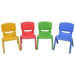 Playpro L37xB34xH50cm Playschool Plastic Chair