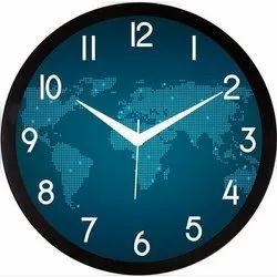 Analog Plastic Designer Wall Clocks