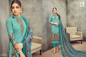 Mahnoor jam cotton digital style designer printed suit