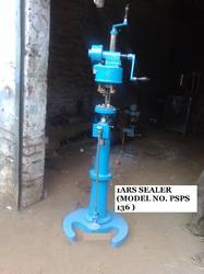 PP Cap Sealer ( Pedestal Model)