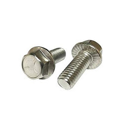 Serrated Bolts