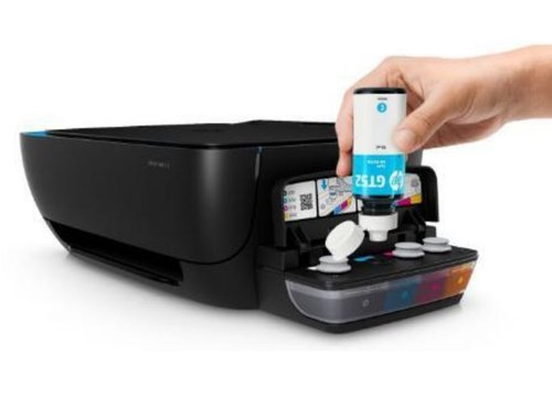 Hp Ink Tank 319 Multi Function Inkjet Printer Supported Paper Size A3 A4 Rs 11500 Piece Id 21266435191