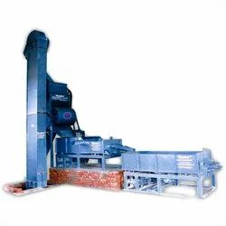 Decorticator Plant With Grading