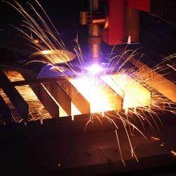 Steel Plate Cutting Service