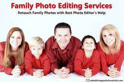 Family Photography Editing And Retouching Services