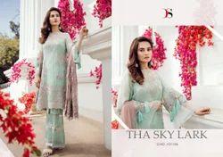 Party Wear Georgette Designer Salwar Suit