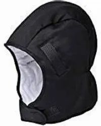Black Portwest Helmet Winter Liner, Size: Medium