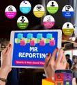 San Eforce Online/offline Mr Reporting Software, For Windows, Industry Application: Pharma Industry