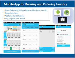 Laundry Booking Website Development