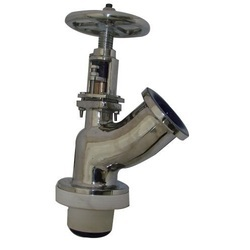 Glass Lined Flush Bottom Valves