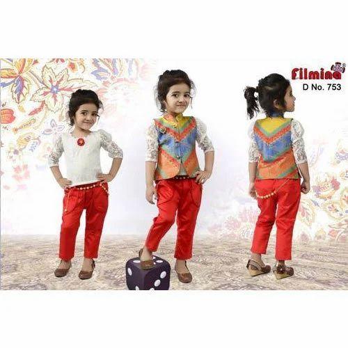 6eeedde33cbe Kids Girls Dress at Rs 700 /piece | Children Dresses, Kids Clothes ...