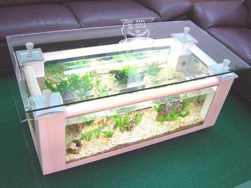 Buy Good Quality Coffee Table Aquarium At Rs 26500 Piece