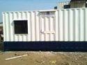 Comfort Mild Steel Prefabricated Office Cabin