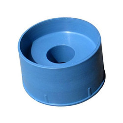 Blue Plastic Core Plug